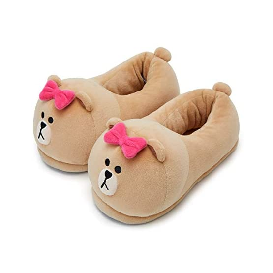 Line Friends Slippers | Kawaii Slippers 3