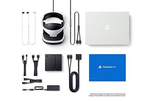 Play Station VR Starter Bundle