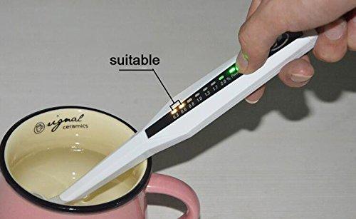 TS-1227 Testeur//analyseur de salinit/é /à LED pour eau sal/ée piscine bassins
