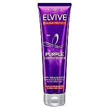 L'Oreal Elvive Color Protect - Anticorrosivo, color morado