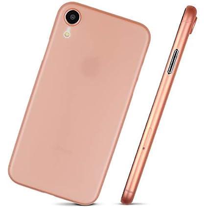 Amazon.com: MobiTek - Carcasa ultrafina para iPhone XR ...