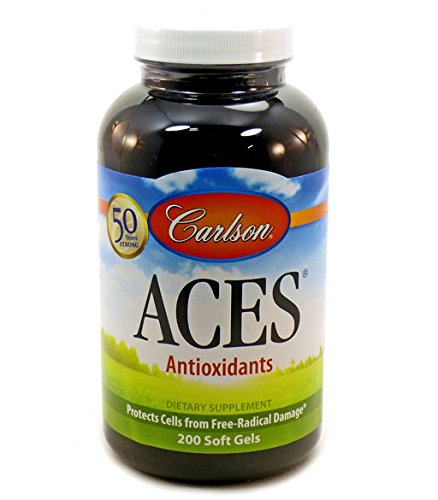 Aces 200 Softgels (Carlson ACES)