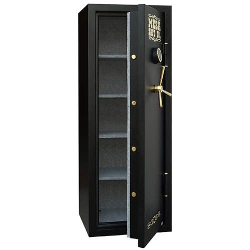 Mesa Safe MBF5922E-P Constitution All Shelf Layout Safe Electronic Lock