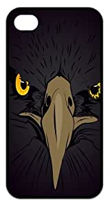 Eagle Durable Back Case Hard Covers For iPhone 4,4s