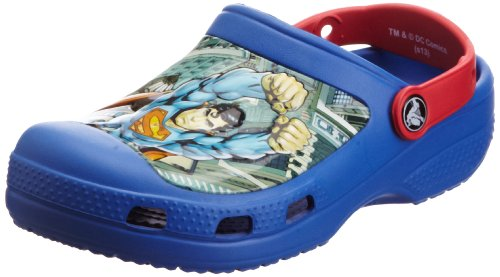 Crocs Boys' CC Superman Clog