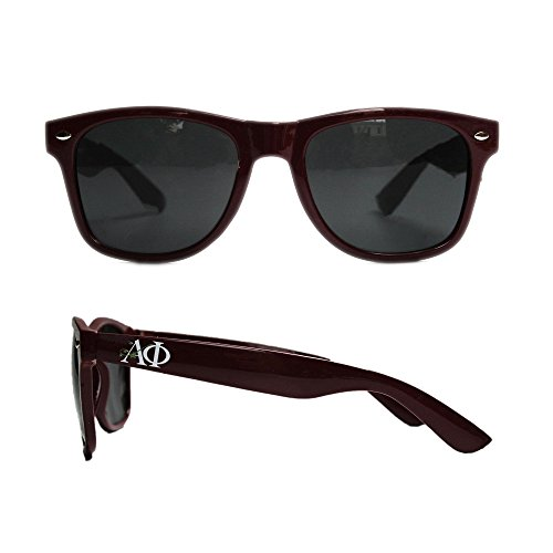 Alpha Shades Sunglasses - Alpha Phi Fraternity Sorority Sunglasses Greek