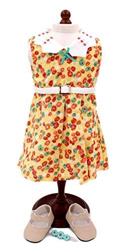 American Girl Kit Floral Print -