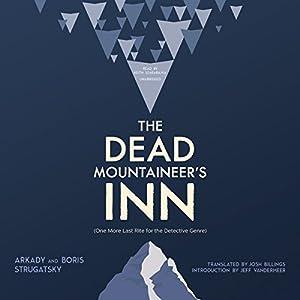 The Dead Mountaineer's Inn Hörbuch