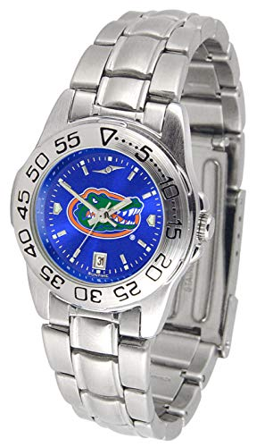 Florida Gators - Ladies' Sport Steel AnoChrome