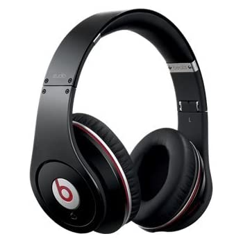 Beats Studio Wired Over-Ear Headphone - Black (Discontinued by Manufacturer)