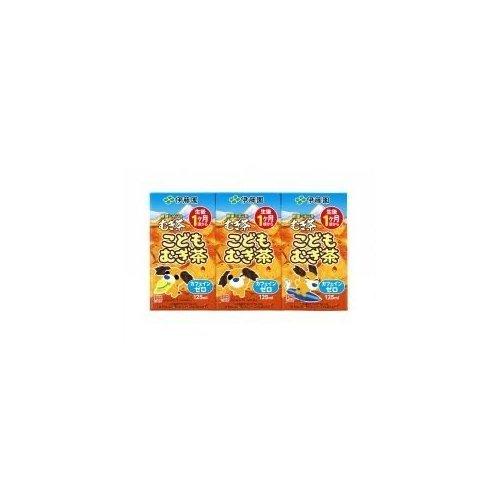 ITO EN Children barley tea 125mlX3 pack of 1 set 1 case (12 set) [itoen-0007]