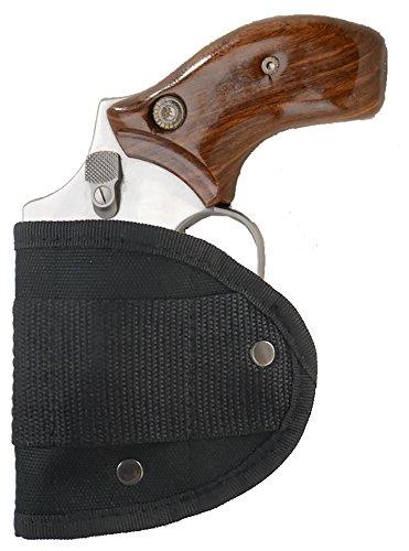 Small Frame Revolvers - Garrison Grip Inside Waistband Woven Sling Holster Fits Taurus Small Frame Revolver IWB (R1)