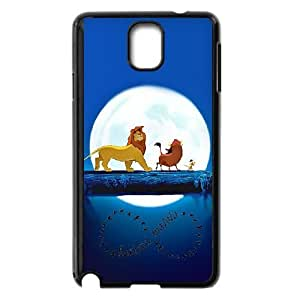 Samsung Galaxy Note3 N9000 Phone Cases Animation Hakuna Matata Back Design Phone Case BBHE2079302