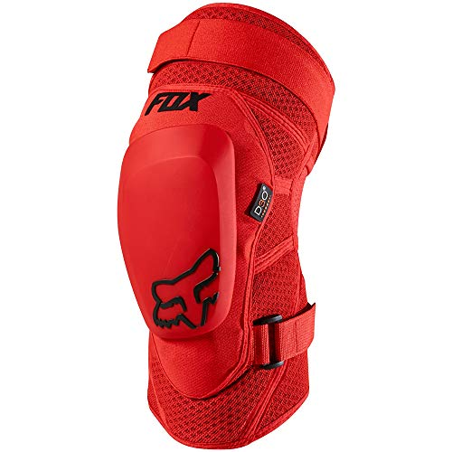 Fox Knee Shin Guards - Fox Racing Launch Pro D3O Knee Guard Red, M