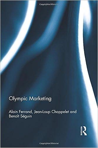 Olympic Marketing: Amazon.es: Alain Ferrand, Jean-Loup Chappelet, Benoit Seguin: Libros en idiomas extranjeros