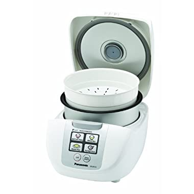 Panasonic SR-DF101 5-Cup (Uncooked)  Fuzzy Logic  Rice Cooker