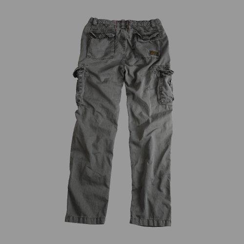 Alpha industries pantalon beam vF 113210 greyblack (33)