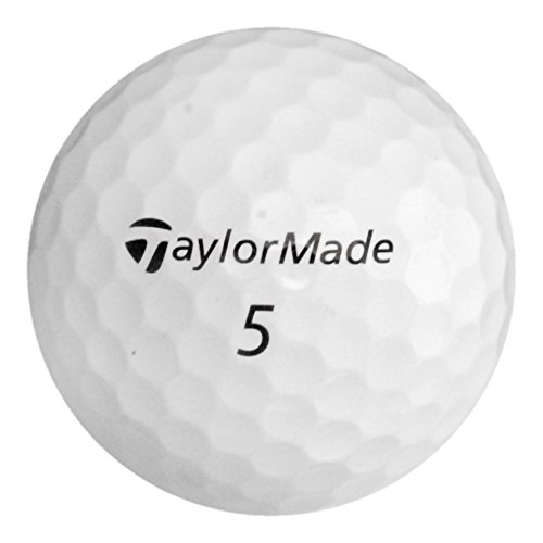 144 TaylorMade Tour Preferred - Value (AAA) Grade - Recycled (Used) Golf Balls by TaylorMade (Image #1)