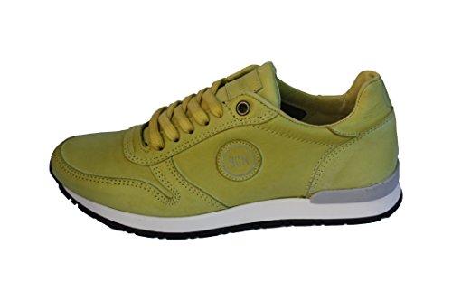 Zapatillas Mujer Verde Verano Lima Brand BCN para 950 qX7P7St