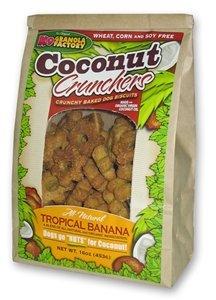 - K9 Granola Factory Papaya And Mango Coconut Crunchers 14 Oz