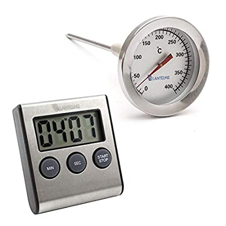 Compra Lantelme - 400 ° c grados de acero inoxidable horno, horno ...