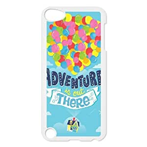 iPod Touch 5 Phone Case White Adventure Is Out There ZBC368370