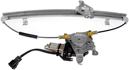 Dorman 751-211 Front Driver Side Power Window Regulator and Motor Assembly for Select Nissan Models