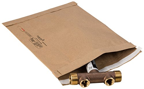 2 Padded Mailers - Jiffy Padded Mailer 67068 Self Seal, 2, 8-1/2