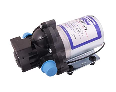 Shurflo Water Pump >> Caravan Marine Shurflo Water Pump 7 L Min 20 Psi 12v
