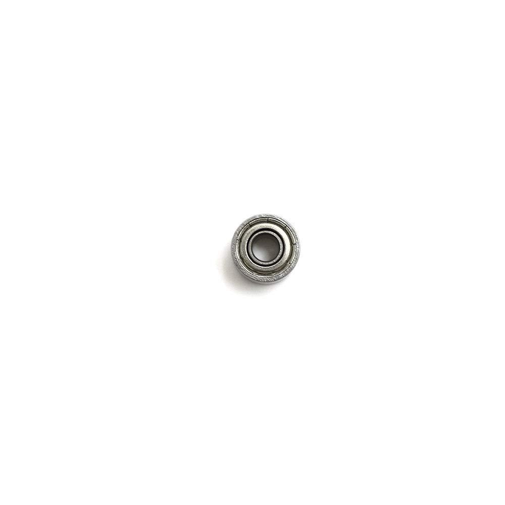 TOUHIA 3x8x4 mm Miniature Steel Bearing 693ZZ R-830ZZ 619//3 Skateboard Deep Groove Ball Bearings 10Pcs