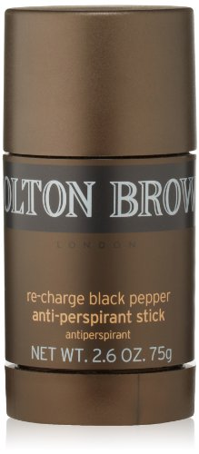 Molton Brown Re Charge Black Pepper Anti Perspirant Stick, 2.6 Oz