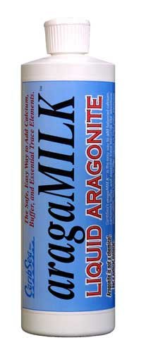 Aragonite Calcium - Caribsea AragaMilk Liquid Aragonite Calcium Supplement 16oz
