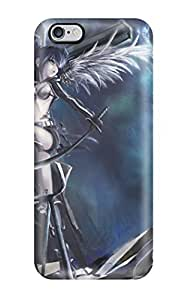 iphone covers 3455539K12212090 Top Quality Case For Iphone 6 4.7 Cover Plus Case With Nice Black Rock Shooter Appearance