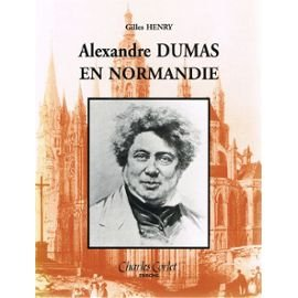 Paperback Alexandre Dumas en Normandie (French Edition) [French] Book