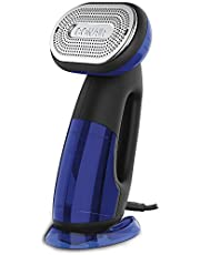 Conair GS108C Extreme Steam Handheld Steam & Iron 2-in-1 with Turbo (Steam or Press) Blue