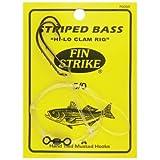 Fin Strike 75050 Striped Bass Rigs