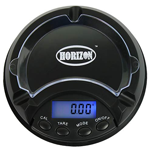 Horizon Ats-100 Digital Ashtray Scale, Precision Pocket Scale, 100g By ()