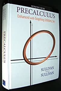 Precalculus Enhanced with Graphing Utilities, Books A La Carte Edition / Edition 7