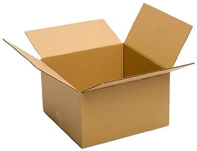 "PRATT pra0342 reciclado cartón doble pared resistente caja con flauta de BC, 16 """