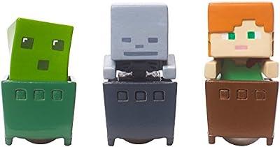 Minecraft 2 Mini Figure (3 Pack)
