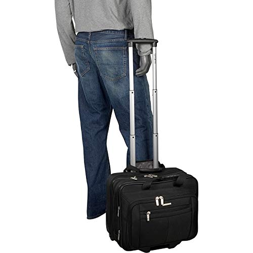 Samsonite 15.6-Inch Classic Business Wheeled Business Case (43876-1041)