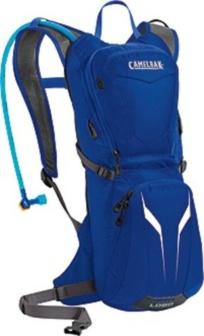 Camelbak Products Men's Lobo Hydration Pack, Pure Blue, 100-Ounce