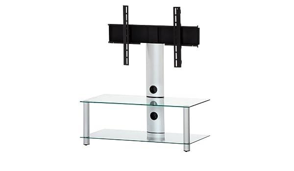 NEO 95-TG - Mueble de TV con soporte. 2 estantes y 95 cms de ancho ...