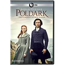 Masterpiece: Poldark, Season 4 DVD