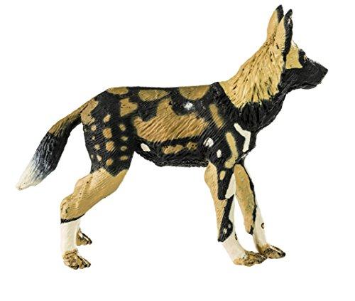 9127a2980bfb Amazon.com: Safari Ltd Wild Safari Wildlife African Wild Dog: Toys & Games