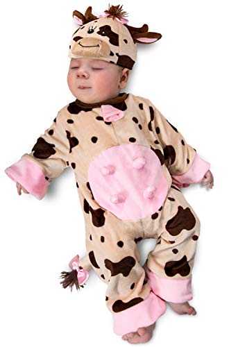Princess Paradise Sleepy Cow Baby -