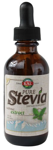 Kal Pure Stevia Extract -- 2 fl oz - 2pc
