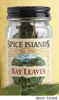 Spice Islands Bay Leaves 0.14 oz Glass Jar
