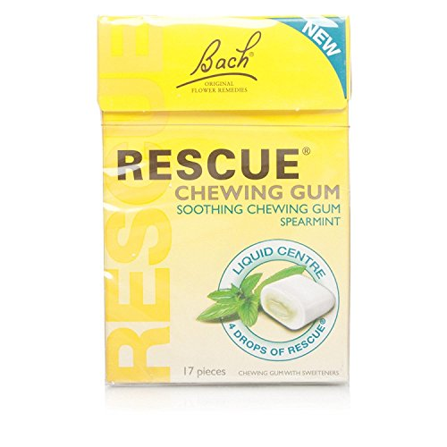 Rescue Spearmint Chewing Gum