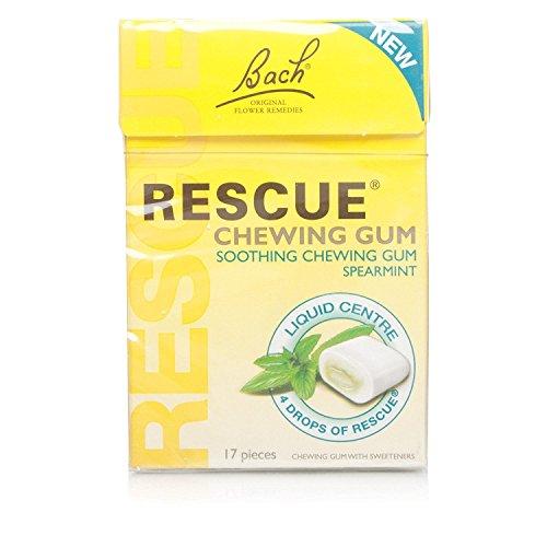 Rescue Spearmint Chewing Gum